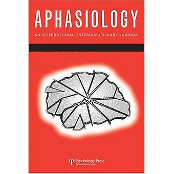 37e klinische Aphasiology conferentie: een speciale uitgave van Aphasiology