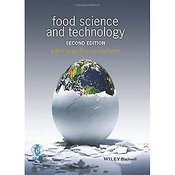 Tecnología y ciencia de los alimentos