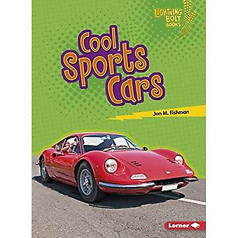 Cool Sports Cars (Lightning� Bolt Books (TM) -- Awesome Rides)