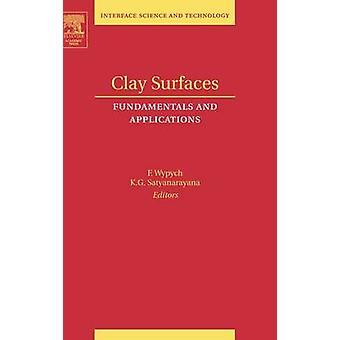 Clay overflater grunnleggende og programmer ved Wypych & Fernando