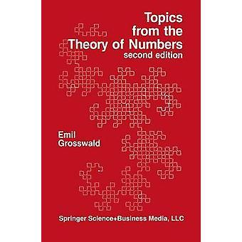 Onderwerpen van de getaltheorie door Grosswald & Emil
