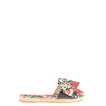 Patrizia Pepe Ezbc135006 Women's Multicolor Fabric Sandals
