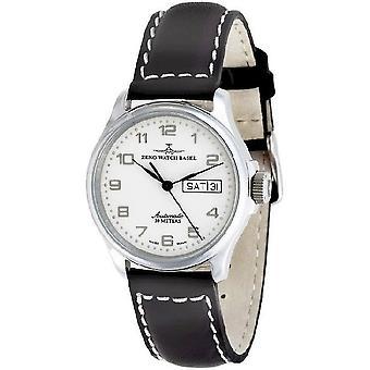 Zeno-watch mens watch basic retro 12836DD-e2