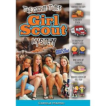 The Cookie Thief Girl Scout Mystery by Carole Marsh - 9780635121714 B