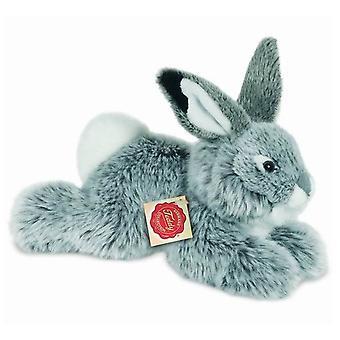 Hermann Teddy kosete Hare liggende