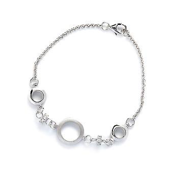 Bracelet 18.5Cm Elements Zirconium