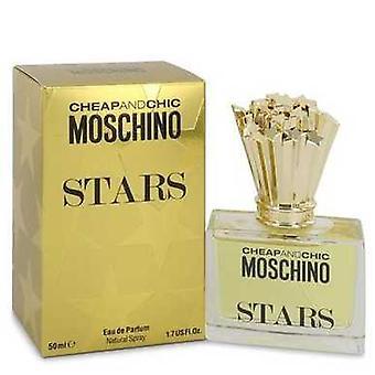 Moschino Stars genom Moschino Eau de Parfum Spray 1,7 oz (damer) V728-543087