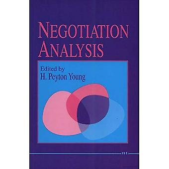 Análisis de la negociación