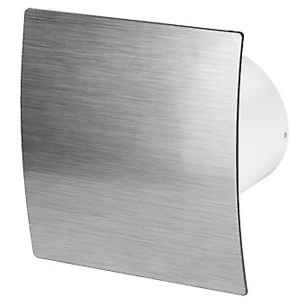 125mm Timer Extractor Fan ESCUDO Front Panel Wall Ceiling Ventilation