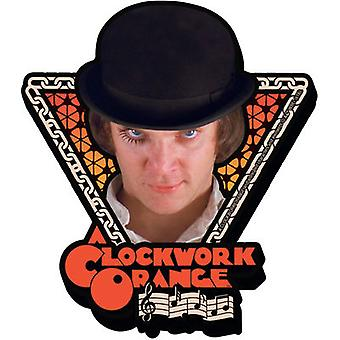Magnet - A Clockwork - Orange Stare Funky Chunky New Licensed 95503