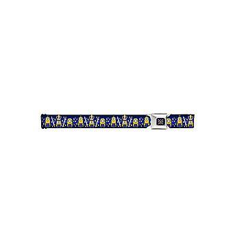 Seatbelt Belt - Despicable Me - Minions Adj 24-38