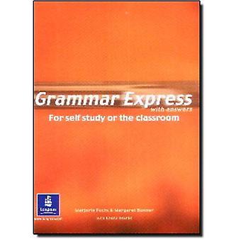 Grammatica Express (met antwoord sleutel): British English Edition (grammatica Plus)