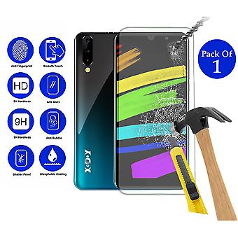 Pack of 1 Tempered Glass Screen Protection For XGODY P30 6