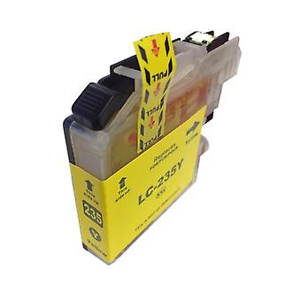 LC235XL Yellow Premium Compatible Inkjet Cartridge