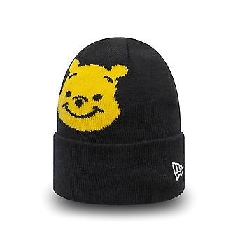 New Era Baby Infant Winter Hat Beanie - Pu the Bear