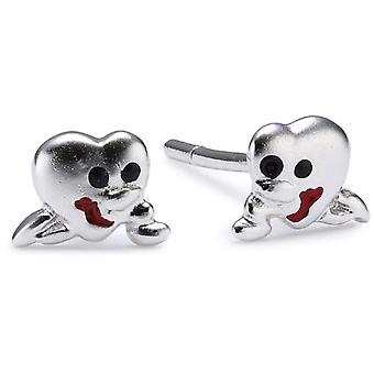 Pasionist 603773 - Children's lobe earrings - sterling silver 925