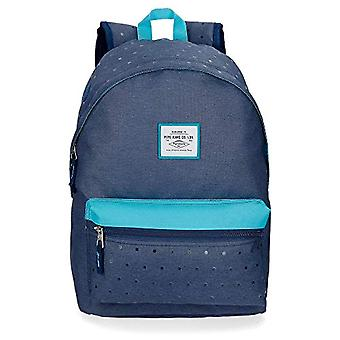 Pepe Jeans Molly Backpack 42.79 Blue (Azul)