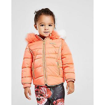 Nye McKenzie Girls ' Micro Skylar Jacket spedbarn Orange