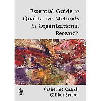 Essential guide til kvalitative metoder i organisatorisk forskning