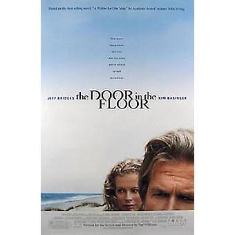 الباب في الكلمة (واحد من جانب العادية) ملصق السينما الأصلي