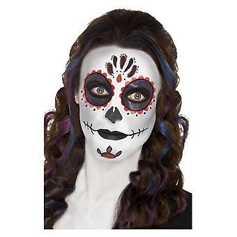 Il giorno di Halloween del Kit Trucco Morto