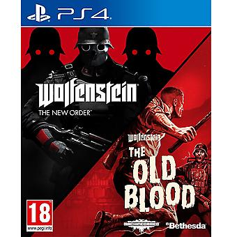 Wolfenstein: Le Nouvel Ordre - Wolfenstein: The Old Blood PS4