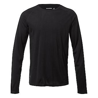 Craghoppers Herre Merino letvægts isoleret Baselayer top