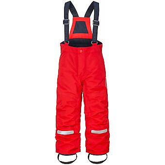 Didriksons Kids Idre Pants  - Chili Red