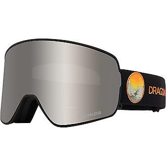 Dragon NFX2 Benchetler Signature + Spare Lens - Silver Ion