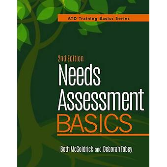 Needs Assessment Basics by Beth McGoldrick - 9781562867744 Book