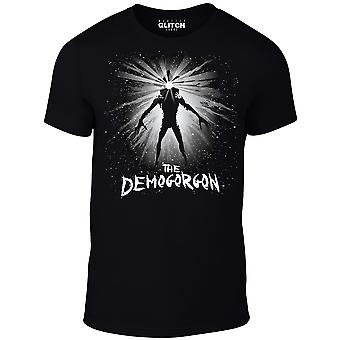 T-shirt men's demogorgon