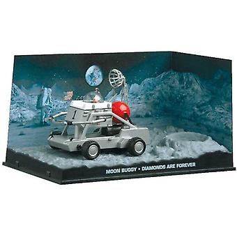 Moon Buggy Diecast Model Car from James Bond Diamonds are Forever