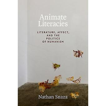 Animate Literacies by Nathan Snaza