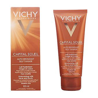 Bronzing Lotion Capital Soleil Vichy (100 ml)