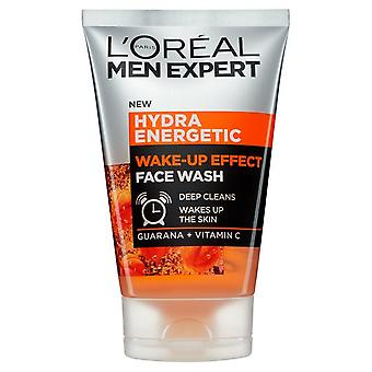 L & apos;oreal الرجال الخبراء هيدرا حيوية مكافحة التعب غسل الوجه 100ml
