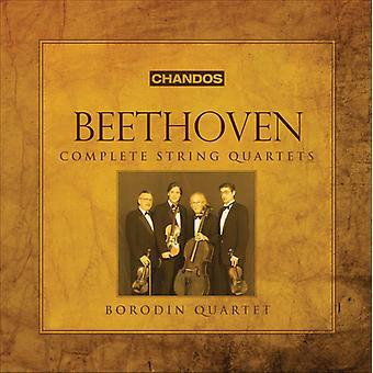 L.V. Beethoven - Beethoven: Komplett strykekvartetter [DVD] USA import