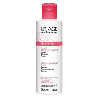 Uriage Roséliane Anti-Redness Dermo-Cleansing Fluid 250ml