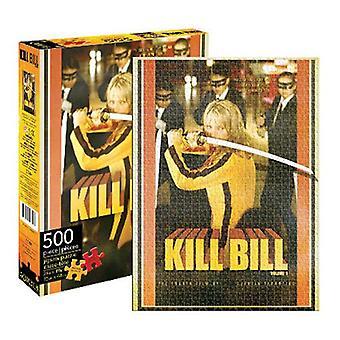 Dræb regningen 500pc puslespil