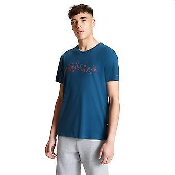 Dare 2b Mens 2020 Divide Baumwolle leichte atmungsaktive T-Shirt