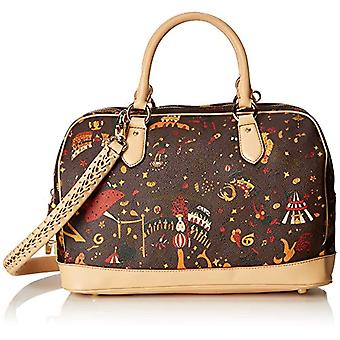 piero drive Anastasia Bauletto Handbag Donna Brown (Moro's Head) 32x205x145 cm (W x H x L)