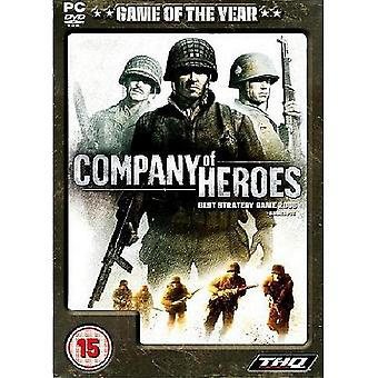 Company of Heroes Game of the Year Edition PC Game
