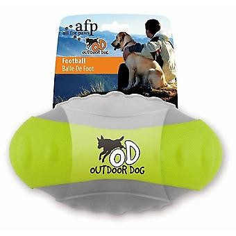 AFP Rugby Pelotas Out Door Dog (Dogs , Toys & Sport , Balls)
