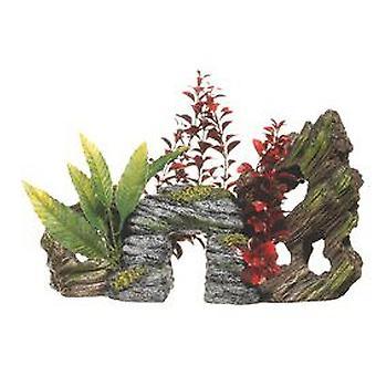מרינה מרינה (דגים, אחזקה, קישוט, סלעים & מערות)