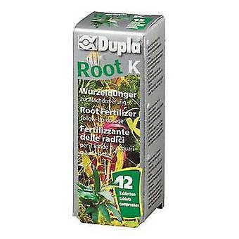 Dupla Root K, 12 comprimés (poisson, soin des plantes, engrais)