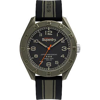 Superdry Watches SYG305NB - OSAKA UTILITY Men's Watch
