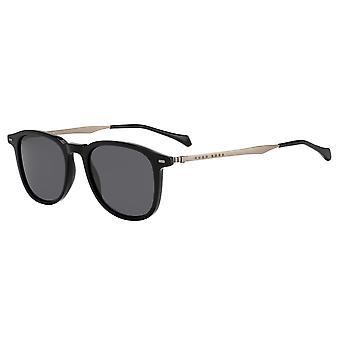 Hugo Boss 1094/S 807/IR Black/Grey Sunglasses