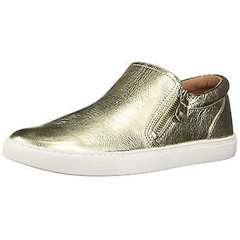 Gentle Souls Women's Lowe Double Zip Sneaker,