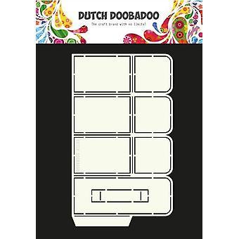 Niederländisch Doobadoo niederländische Box Art Popup Box 470.713.047 A4
