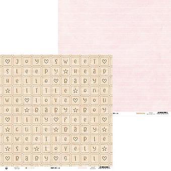 Piatek13 - Paper Baby Joy 01 P13-BAB-01 12x12