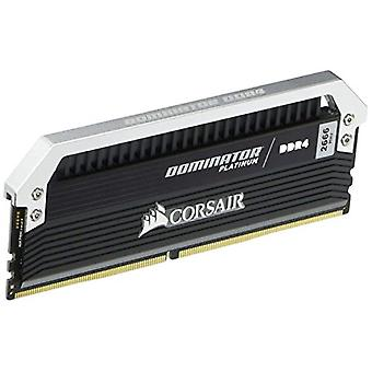 Corsair CMD16GX4M2A2666C15 Dominator Platinum High Performance Desktop Memory Kit, DDR4 16 GB, 2 x 8 GB, 2666 MHz, Svart